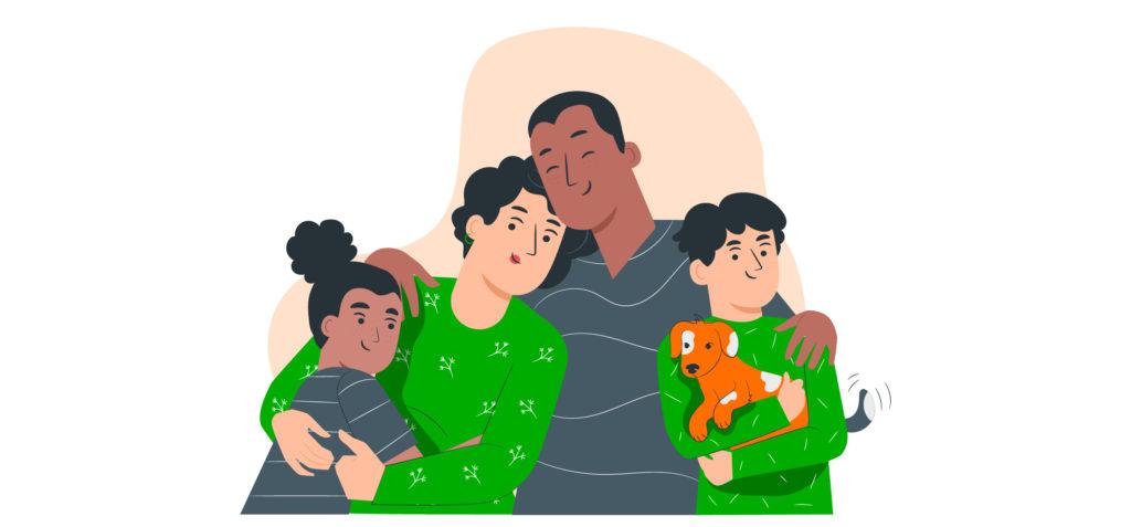 Lakukan bersama keluarga