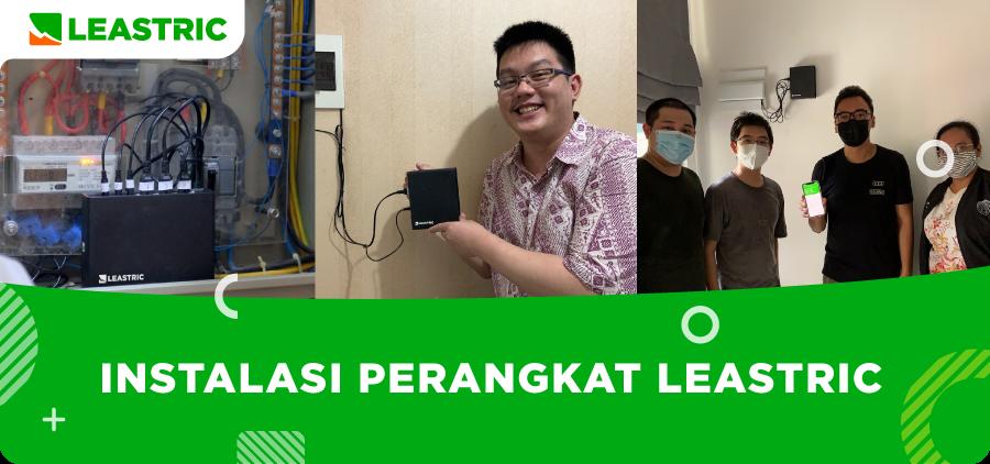 Pemasangan Leastric di Tangerang Selatan dan Jakarta