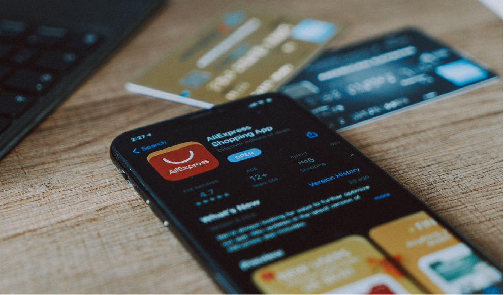 Online Shopping on Mobile